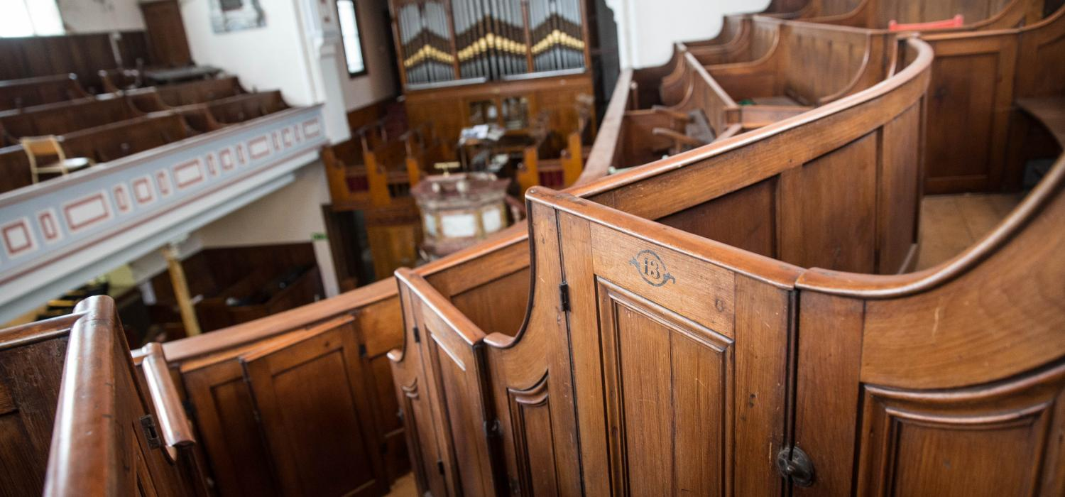 Historic Chapels Trust to Continue Partnership with Churches Conservation Trust